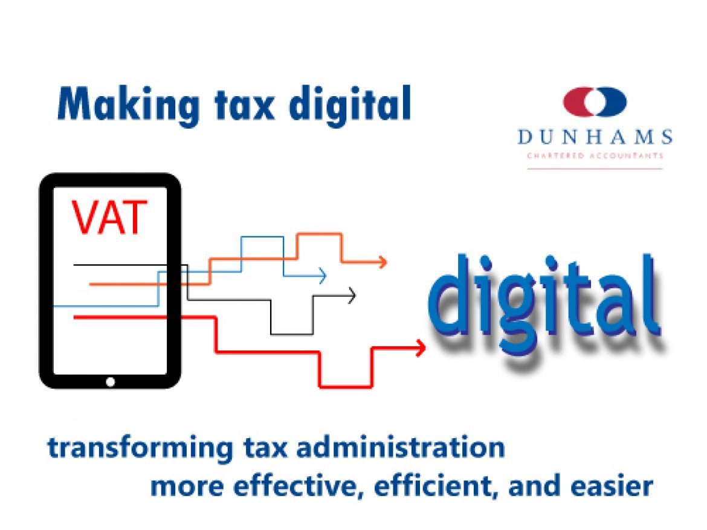 Making Tax Digital for 2019